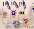 可爱卡通英雄系列玻璃杯