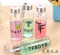TFboys玻璃杯