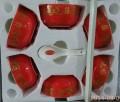 青花瓷餐具套装
