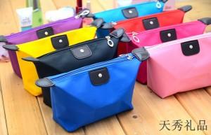 韩国大容量防水化妆包