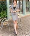 夏新款韩版OL精品时尚职业装女套装