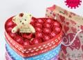 19朵小熊香皂花玫瑰