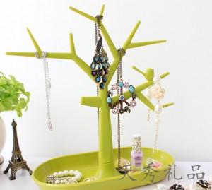 韩款创意树枝首饰展示架