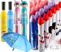 创意瓶装酒瓶伞