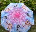 冰雪奇缘 儿童卡通雨伞遮光伞