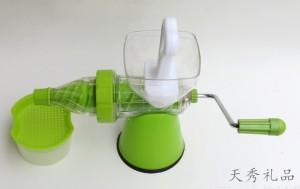 手摇榨汁机