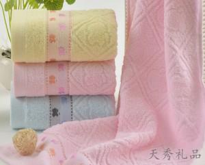 纯棉厂家直销金号毛巾