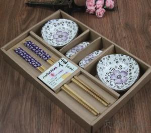 日式餐具套装创意六件套