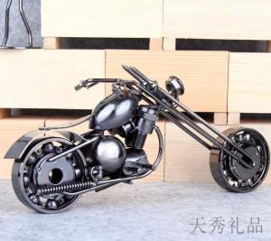 铁艺摩托车
