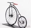 铁艺老式自行车