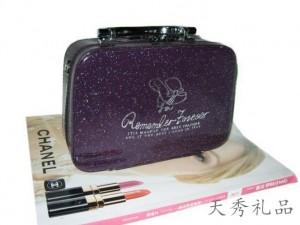 韩国珠光定型PU化妆箱